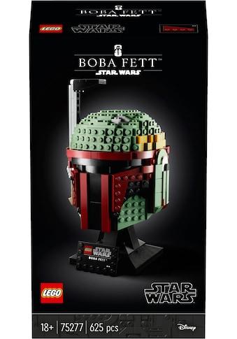"LEGO® Konstruktionsspielsteine ""Boba Fett™ Helm (75277), LEGO® Star Wars™"", (625 - tlg.) kaufen"