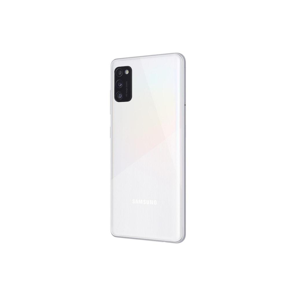 "Samsung Smartphone »Galaxy A41, 64 GB, 6,1 ""«, (15,24 cm/6,1 "", 64 GB Speicherplatz, 48 MP Kamera)"