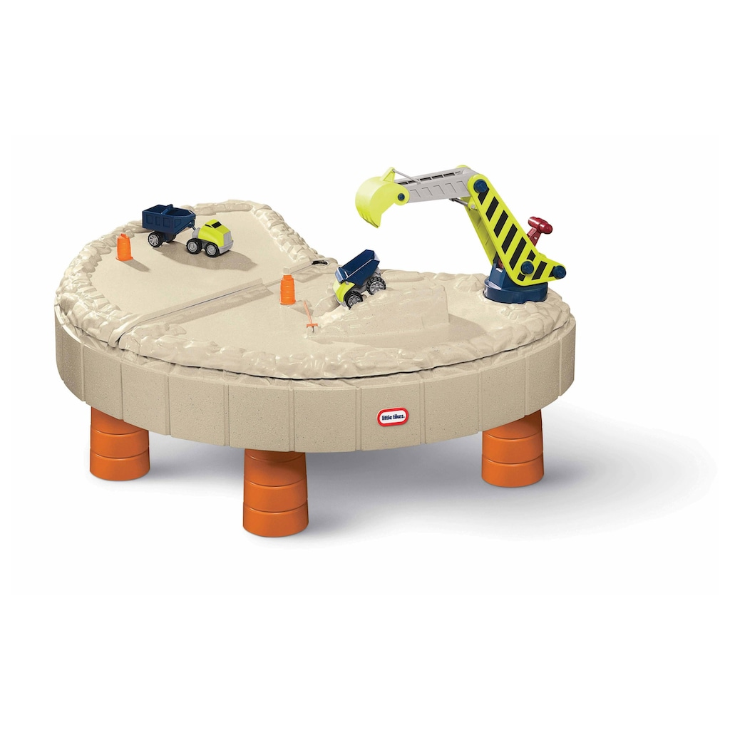 Little Tikes® Sandkasten »Builders Bay Sand & Water Table«