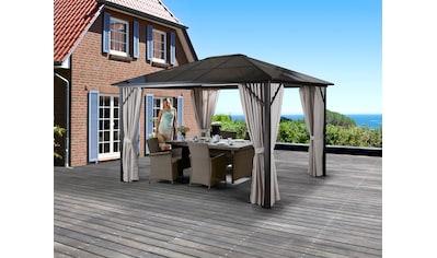 KONIFERA Pavillon mit Seitenteilen »Aruba«, BxL: 300x400 cm kaufen