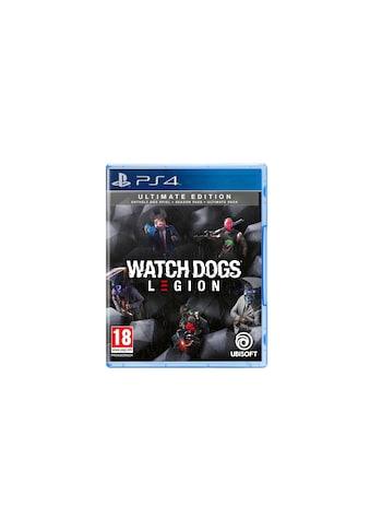 UBISOFT Spiel »Watch Dogs: Legion - Ultimate Edition«, PlayStation 4, Limited Edition kaufen