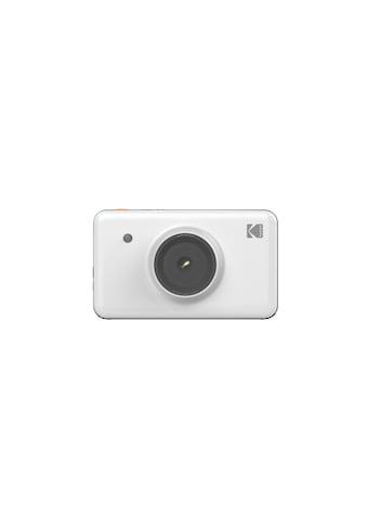 Fotokamera, KODAK, »Mini Shot Weiss« kaufen