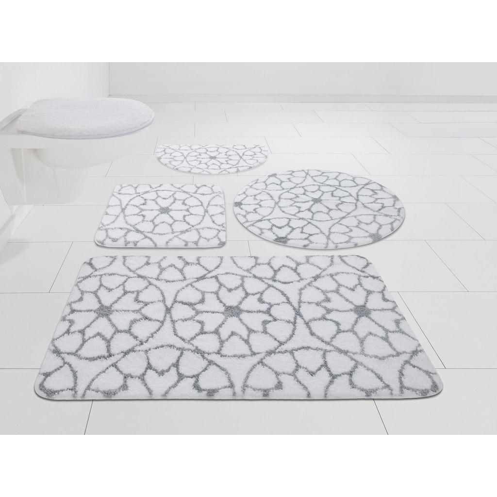 Badematte »Mosaik«, andas, Höhe 15 mm, strapazierfähig
