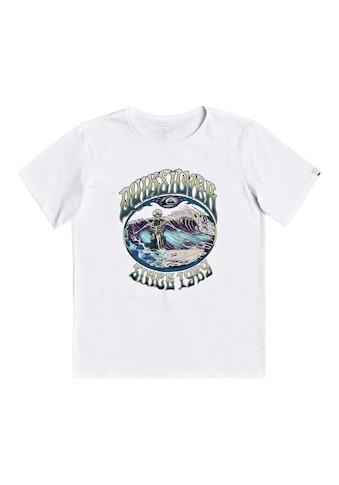 Quiksilver T - Shirt »Lost Alibi« acheter