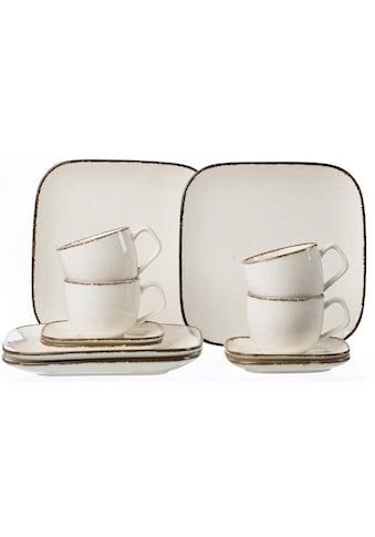 Ritzenhoff & Breker Kaffeeservice »CASA«, (Set, 12 tlg.), mikrowellengeeignet kaufen