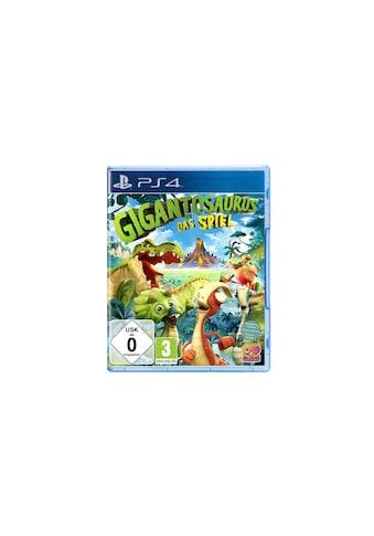 Gigantosaurus:  Das Videospiel, Namco Bandai kaufen