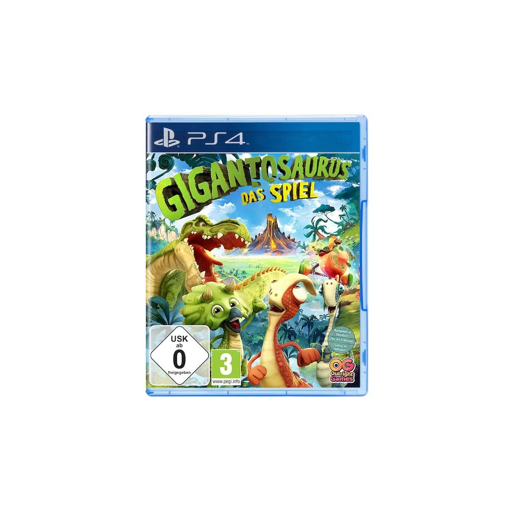 BANDAI NAMCO Spiel »Gigantosaurus: Das Videospiel«, PlayStation 4, Standard Edition