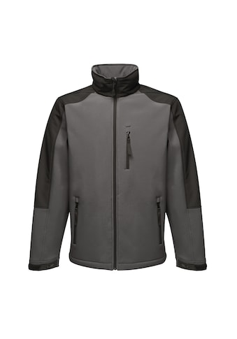 Regatta Softshelljacke »Herren Hydroforce Softshell-Jacke, 3-lagig, wasserdicht, atmungsaktiv« kaufen