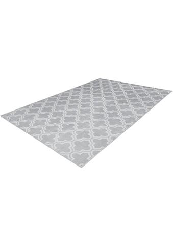 Arte Espina Teppich »Monroe 100«, rechteckig, 7 mm Höhe, besonders weich durch Microfaser, Wohnzimmer kaufen