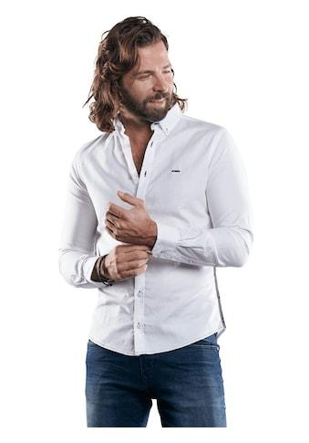 emilio adani Hemd mit Galonstreifen kaufen