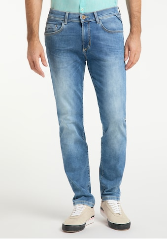 Pioneer Authentic Jeans Slim - fit - Jeans »5 - Pocket - Hose ERIC HANDCRAFTED Megaflex« kaufen