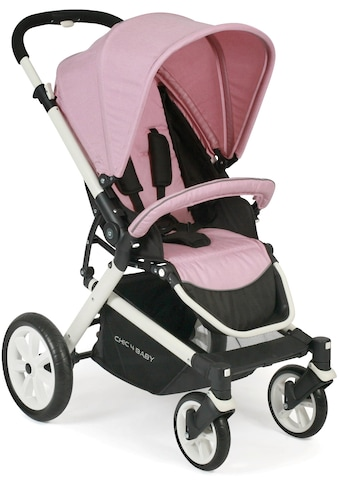 CHIC4BABY Sport-Kinderwagen »Boomer, rosa«, mit schwenk- und feststellbaren... kaufen