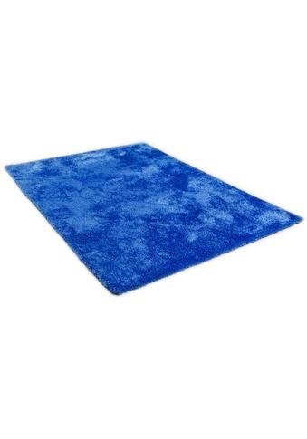 Hochflor - Teppich, »Soft«, TOM TAILOR, rechteckig, Höhe 35 mm, handgetuftet kaufen