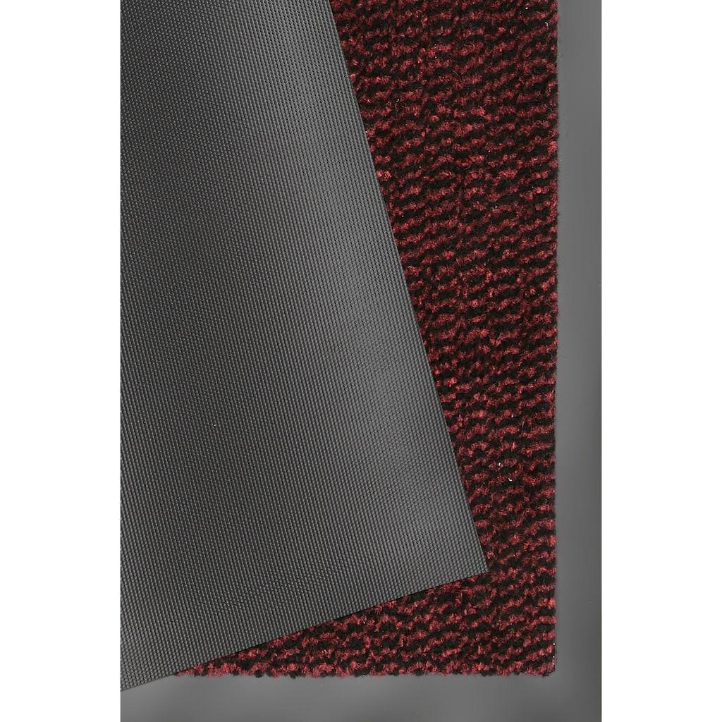 HANSE Home Fussmatte »Faro Line«, rechteckig, 10 mm Höhe, Fussabstreifer, Fussabtreter, Schmutzfangläufer, Schmutzfangmatte, Schmutzfangteppich, Schmutzmatte, Türmatte, Türvorleger