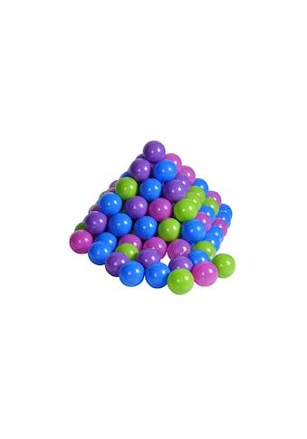 Spielbälle Blau, KNORRTOYS.COM® (100 Stck.) kaufen