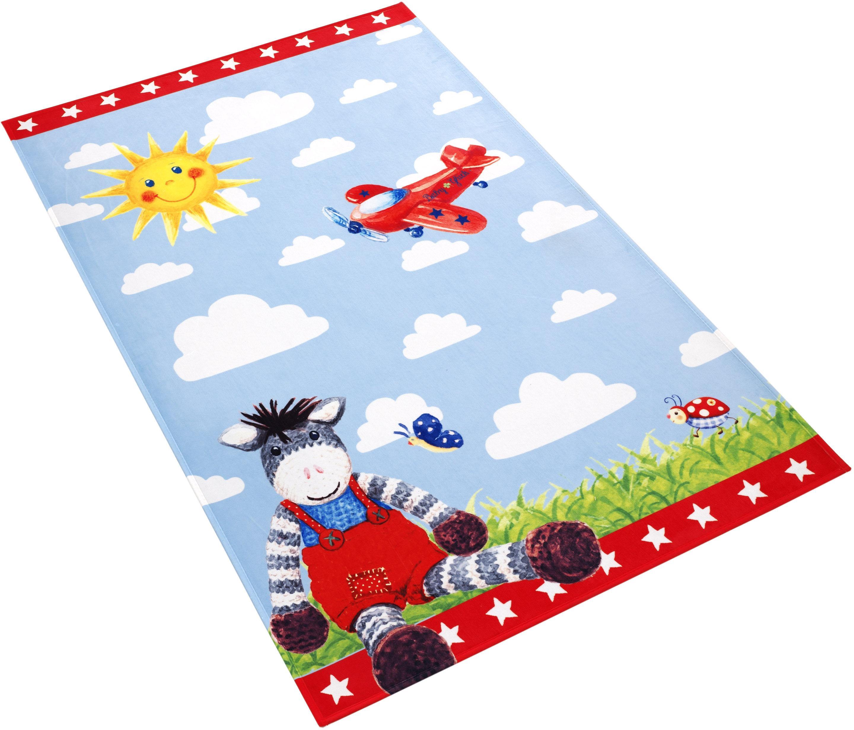 Image of Kinderteppich, »Babyglück 710-11«, Babyglück, rechteckig, Höhe 6 mm, gedruckt