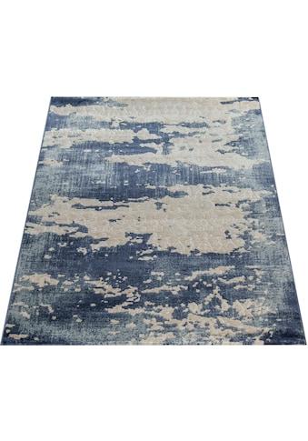 Paco Home Teppich »Victory 601«, rechteckig, 16 mm Höhe, Kurzflor, Vintage Design, Wohnzimmer kaufen