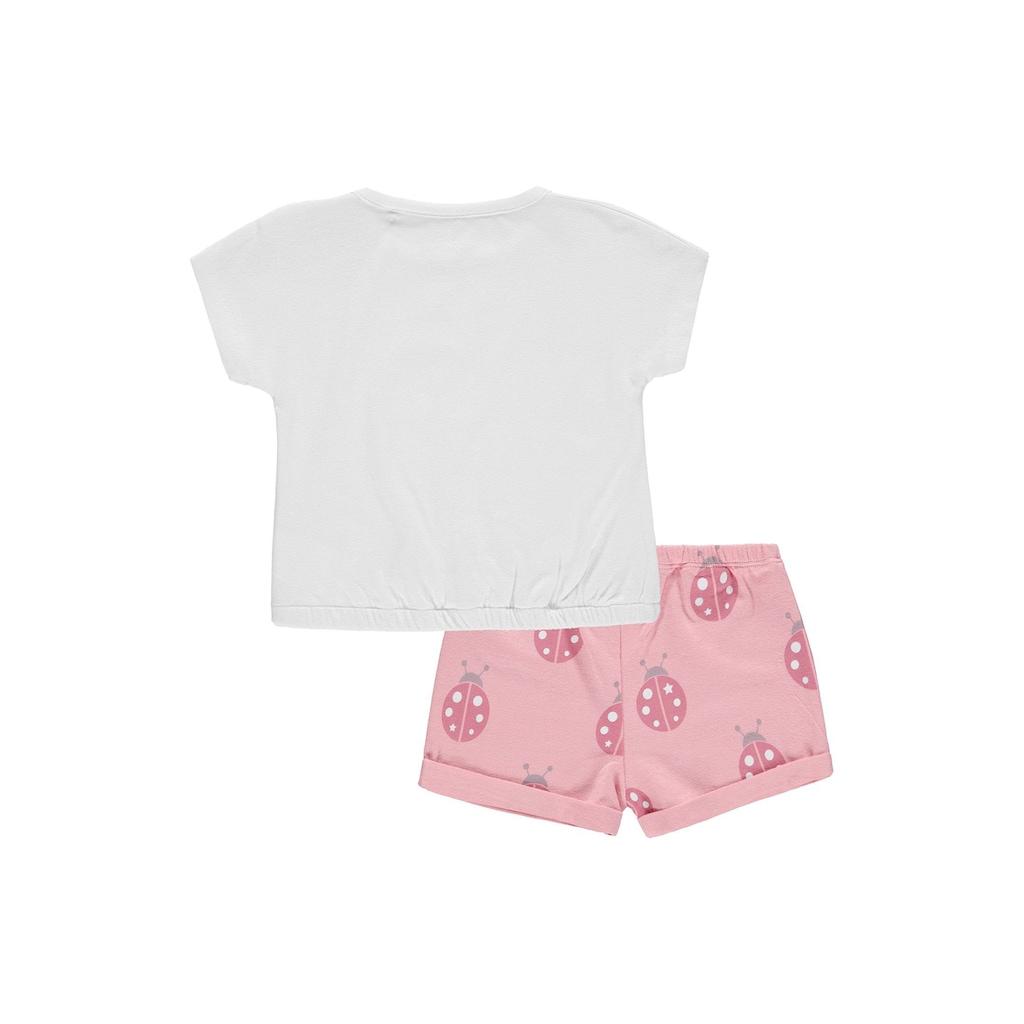Bellybutton Set: Schlafanzug 2tlg. T-Shirt, Shorts