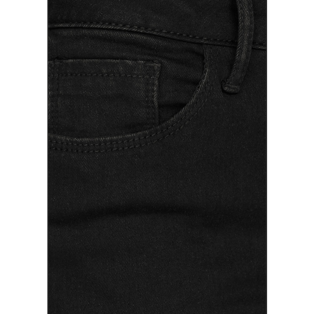 Arizona Bootcut-Jeans »mit Thermo Effekt«