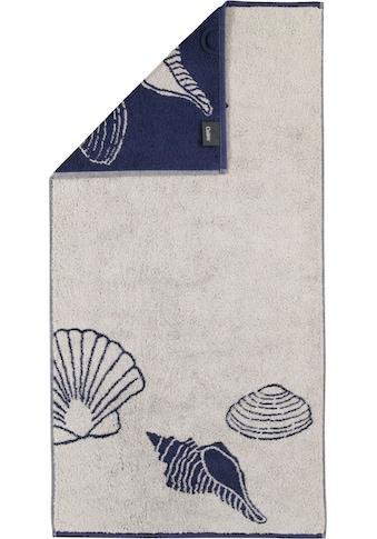 Cawö Strandtuch »Sea Muschel«, (1 St.), mit Muschel-Motiv kaufen