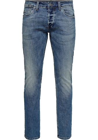 ONLY & SONS Regular - fit - Jeans »WEFT REG« kaufen