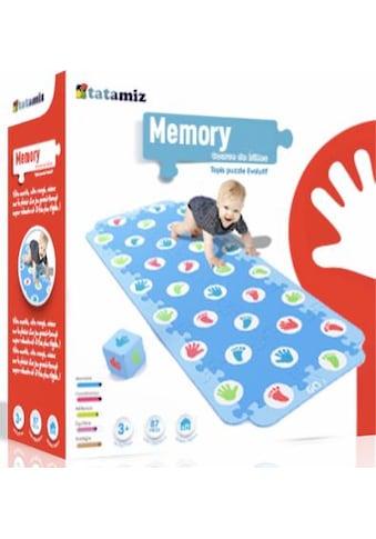 tatamitz Puzzle »Krabbel Memory«, Puzzlematte, Bodenpuzzle kaufen