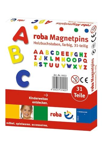 roba® Magnet »Magnetbuchstaben« kaufen