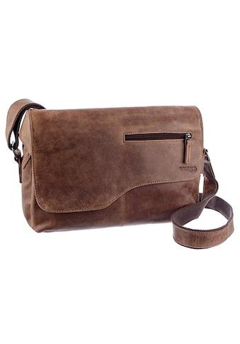 GreenLand Nature Messenger Bag »Montana« kaufen