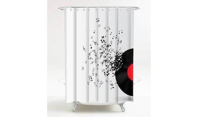 Sanilo Duschvorhang »Play Music«, Breite 180 cm kaufen