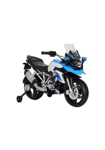 Rollplay Elektro-Kindermotorrad »BMW R1200 GS Police Motorcycle Blau/Schwarz/Weiss« kaufen