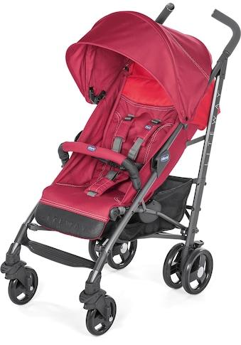 Chicco Sport-Kinderwagen »Liteway³, Red Berry«, mit Regenschutz kaufen