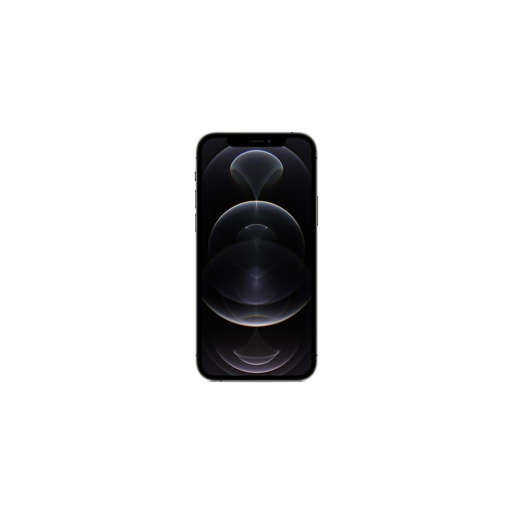 Apple Smartphone »iPhone 12 Pro«, (, 12 MP Kamera), ohne Strom Adapter und Kopfhörer, kompatibel mit AirPods, AirPods Pro, Earpods Kopfhörer