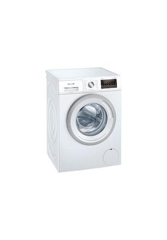SIEMENS Waschmaschine, iQ300 A+++, 8 kg, 1200 U/min kaufen