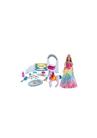 Barbie Spielfigur »Dreamtopia Prinzess« kaufen