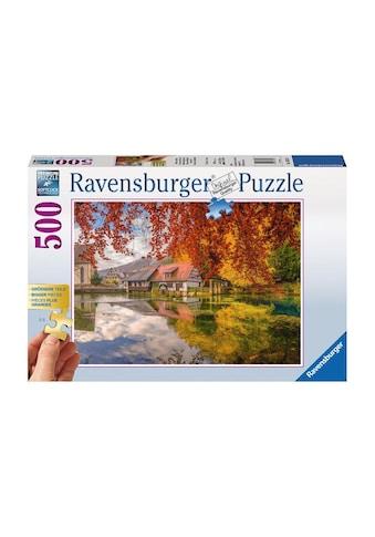 Ravensburger Puzzle »Mühle am Blautopf« kaufen