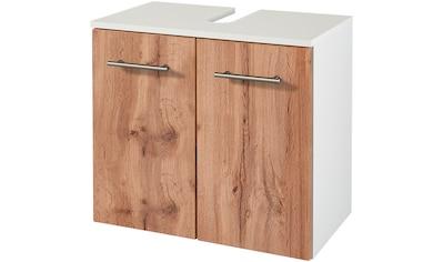 HELD MÖBEL Waschbeckenunterschrank »Trento«, Breite 60 cm acheter