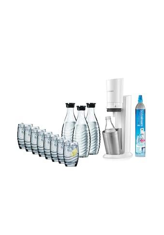 SodaStream Wassersprudler »CRYSTAL Megapack Special Bundle« kaufen