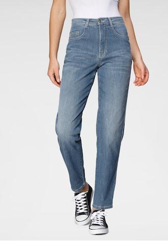 MAC High-waist-Jeans »Kelly«, Moderne, neue, hoch geschnittene Form kaufen