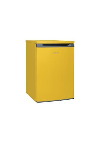 BOMANN Kühlschrank »VS 354 Gelb, A++« kaufen
