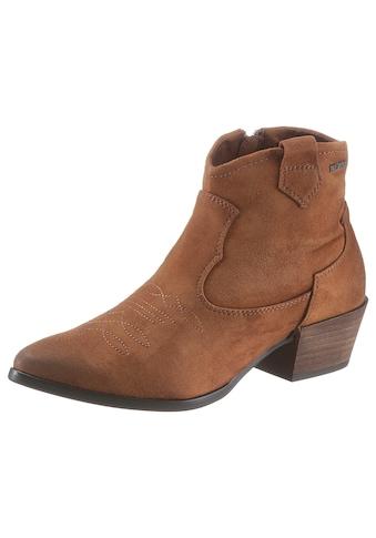 TOM TAILOR Cowboy Stiefelette kaufen