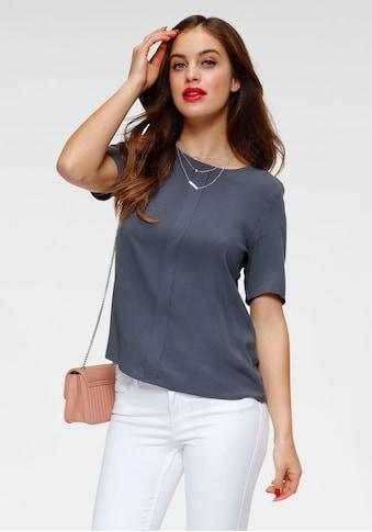 Vero Moda Shirtbluse »VMNADS PLEAT BLOUSE« kaufen