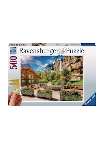 Ravensburger Puzzle »Lauterbrunnen« kaufen