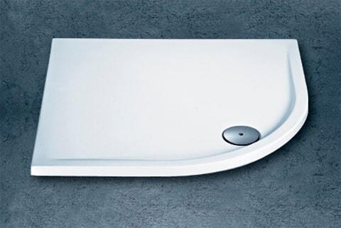 Image of Duschwanne »rund«, BxT: 90 x 90 cm