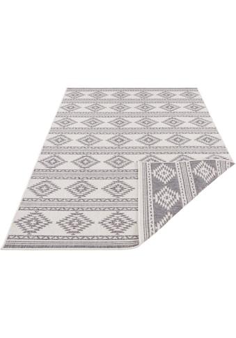 freundin Home Collection Teppich »Maple«, rechteckig, 5 mm Höhe, In- und Outdoor geeignet, Wendeteppich, Wohnzimmer kaufen