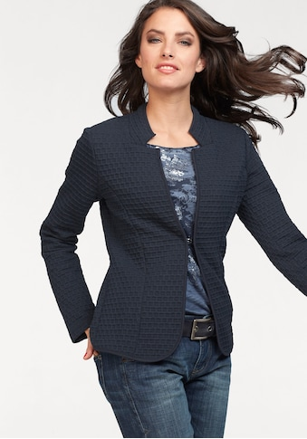 Aniston SELECTED Jackenblazer, mit Struktur kaufen
