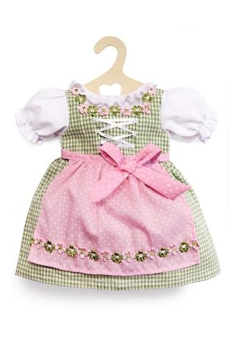 Heless Puppenkleidung »Dirndl grün-rosa« kaufen