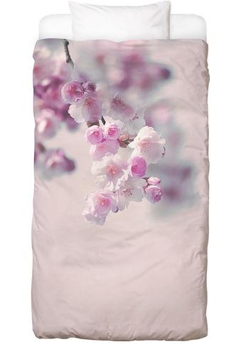 Bettwäsche »Pastel Rose Cherry II«, Juniqe kaufen