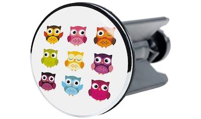 Sanilo Waschbeckenstöpsel »Owl«, Ø 4 cm kaufen