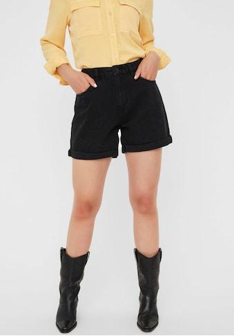 Vero Moda Shorts »VMNINETEEN«, in High Waist Form kaufen