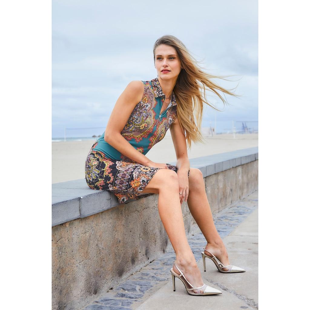 Aniston CASUAL Sommerkleid, mit angesagtem Mandala-Druck